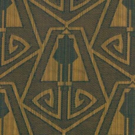 Art Deco Meubelstof.Geometrical Furniture Curtain Fabric Geo