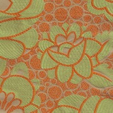 Furniture/Curtain Fabric Waterlilies