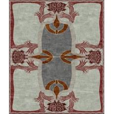 Jugendstil Carpet Romance