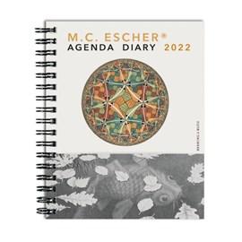 M.C. Escher Diary 2022