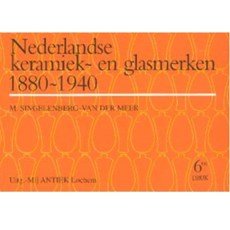 Book Dutch Ceramics and Glass Brands