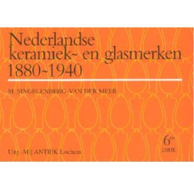 Book Dutch Ceramics and Glass Brands