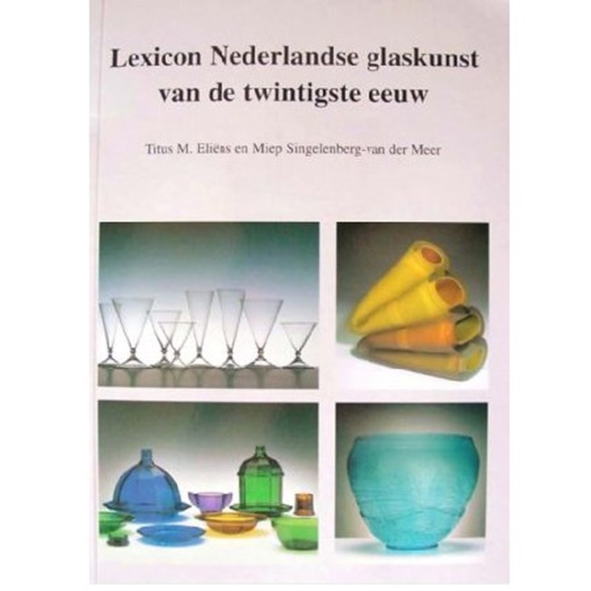 Book Lexicon Dutch Glass