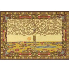 Tapestry Klimt The Tree of Life
