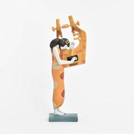 Sculpture Klimt Poetry