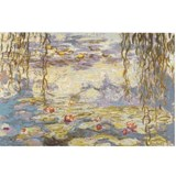 Tapestry The Water Lilies