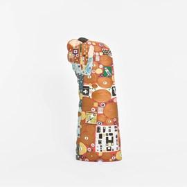 Klimt Sculpture The Fulfilment