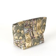 Toilet/Makeup Bag Klimt