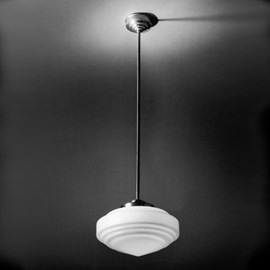 Hanging Lamp Deco Pointy