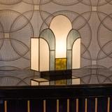Tiffany Table Lamp New York