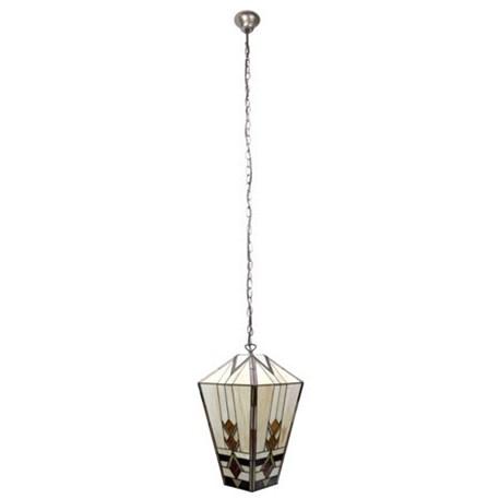 Lantern Tiffany Mathematic