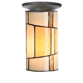Tiffany Ceiling Lamp Roundabout small