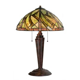Tiffany Table Lamp Willow