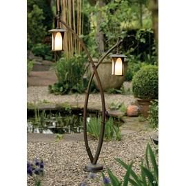 Outdoor lamp Bamboo 2 lights