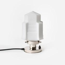 Table Lamp Apollo 20's Nickel