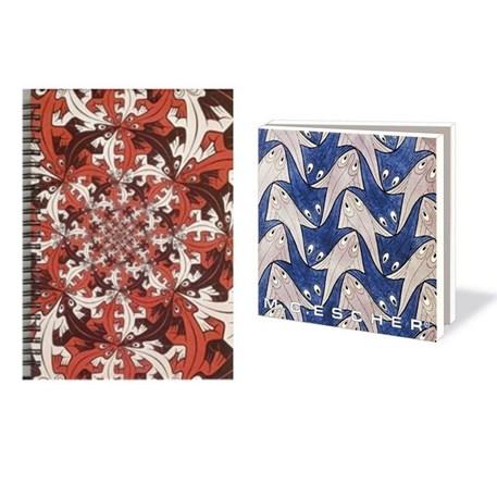 Notebook & Card Wallet Escher   Symmetric