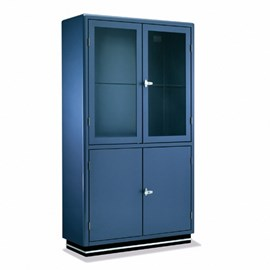 Fifties Cabinet with 4 Doors