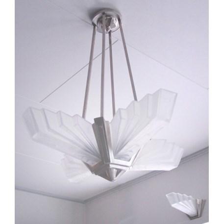 Hanging Lamp Muller in 3 Lengths