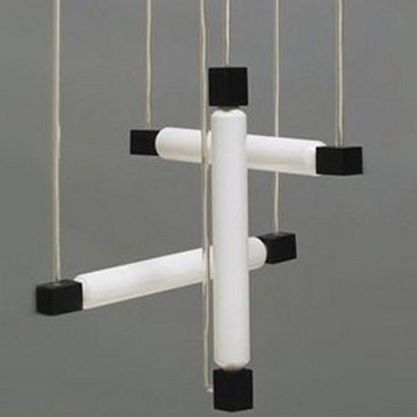 Gerrit Rietveld Hanging Lamp 155cm