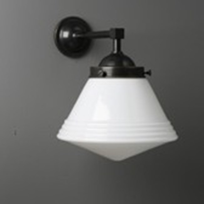 Outdoor/ Large Bathroom Wall Lamp Luxury School