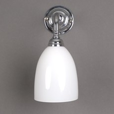 Bathroom Lamp Cup Perpendicular