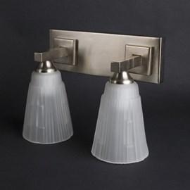 Bathroom Lamp Duplo Double