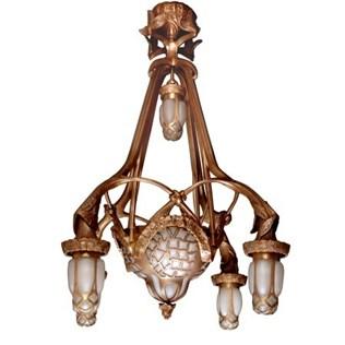 voorbeeld van een van onze Horeca Lamps / Projects