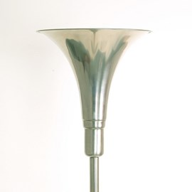 Floor Lamp Horn Pipe