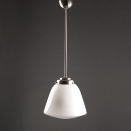 Hanging Lamp School Sphere