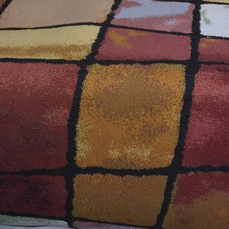 Carpet Stained Glass