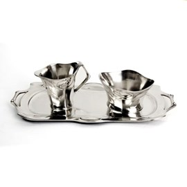 Aroma Tin Set for Milk and Sugar
