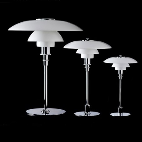 Louis poulsen ph 21 ph 32 or ph 4 3 table lamp glass mozeypictures Choice Image