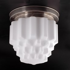 Ceiling Lamp Art Deco Coupe