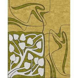 Art Nouveau Rug Floral