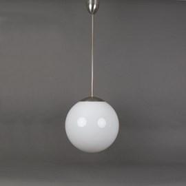 Hanging Lamp Plastic Globe