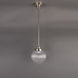 Hanging Lamp Industry Globe