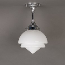 Bathroom Ceiling/Hanging Lamp Small Pointy
