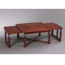 Art Deco Extendable Coffee Table Henry