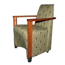 Art Deco Dining Chair Cason