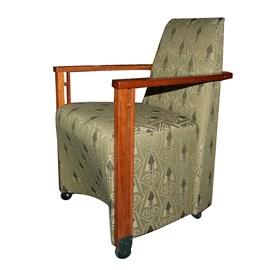 Art Deco Dining Chair Cason