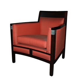 Art Deco Armchair Rennie