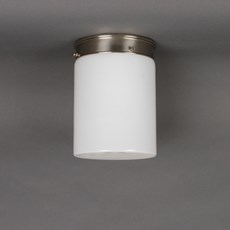 Ceiling Lamp Gispen 175 (Smooth Cylinder)