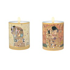 Set of 2 Candles Klimt