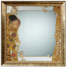 Mirror Klimt 'The Kiss'