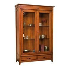 Glass-Door Cabinet Metropolitan