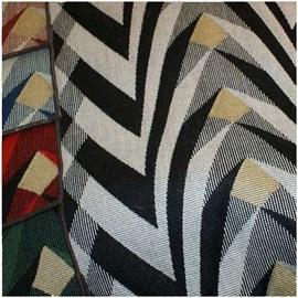 Parabolic Wool Furniture Fabric