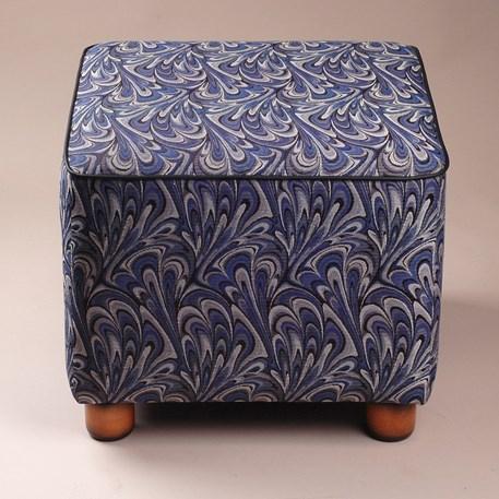 Art Deco Meubelstof.Upholstery Charmaine