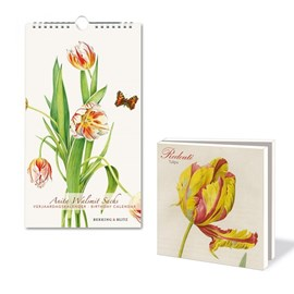 Birthday Calendar & Cards Tulips