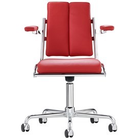 Office Chair, revolving with arm rests