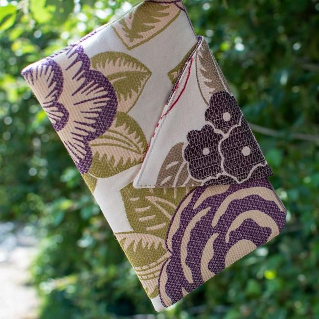 Clutch / Evening Bag Nathalie   Flowery
